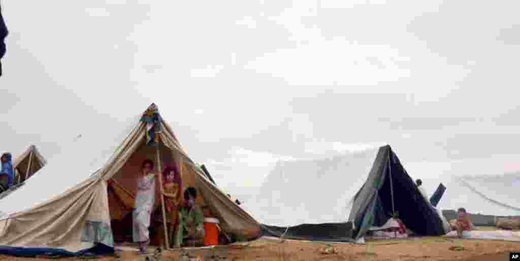 سندھ میں سیلاب زدگان کی حالت زار
