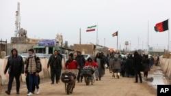 د افغانستان او ایران بندر