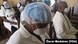 Profissionais de saúde, São Tomé e Príncipe