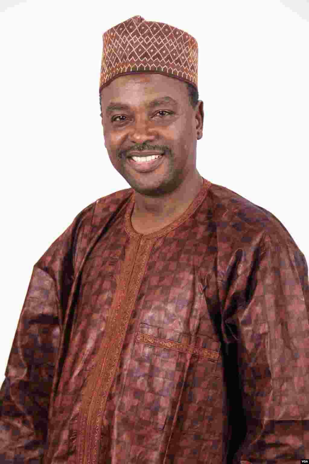 Ibrahim Ahmed, Hausa Health Reporter for the VOA Hausa Service