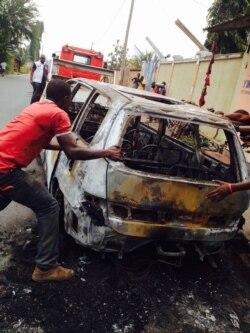 Burundi: Umutekano muke muri Jabe