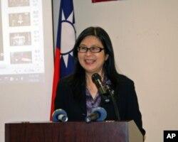 台湾大陆委员会主任委员赖幸媛
