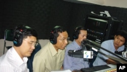 From left to right: Ya Na Wuth, Ngem Kim Hoy, and An Bun Hak.