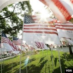 SAD: Vijenac na Nultoj tački, tačka na decenijsku potragu za bina Ladenom