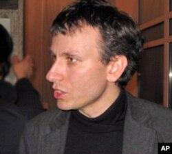 薩哈羅夫中心領導人盧卡舍夫斯基