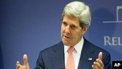 Xoghayaha arr.dibadda ee Maraykanka, John Kerry