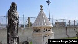 Êzidiyên Efrînê