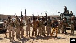 也門軍隊加強戒備