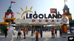پارک جدید «لگولند» در دوبی، امارات متحده عربی