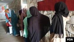 La policía de tránsito de Bamyan espera que el número de mujeres que participan en cursos de manejo aumente significativamente en el próximo año.