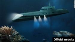 Lovers Deep Submarine