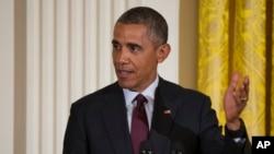 Presiden Amerika Serikat Barack Obama (foto: dok).