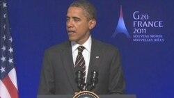 奥巴马:中国放松汇率是全球增长的关键