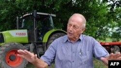 სამხრეთ აფრიკელი ფერმერი პიტ კემპი საცხოვრებლად საქართველოში გადმოვიდა