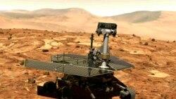 VOA: NASA declara fin de la misión de sonda en el planeta Marte
