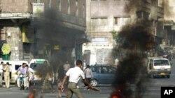 也門反政府暴力事件還未平息