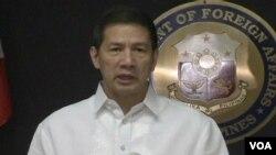 菲律賓外交部發言人赫爾南德玆