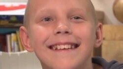 Творчество помогает детям в борьбе с раком