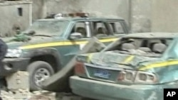 巴古拜市發生爆炸事件。