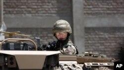 Binh sĩ Hoa Kỳ ở Afghanistan. (Ảnh tư liệu)