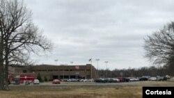 Середня школа Marshall Сounty