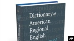 The Dictionary of American Regional English contains more than 60,000 words and phrases from different parts of the United States.