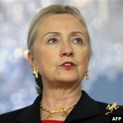 Xillari Klinton, AQSh tashqi ishlar vazirasi
