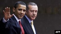 Obama - Erdoğan Libya'yı Konuştu