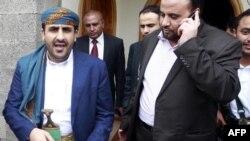 «محمد عبدالسلام» سخنگوی گروه انصارالله یا حوثی های یمن.