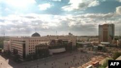 Астана. Казахстан (архивное фото)