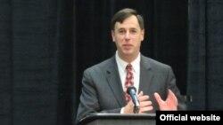 美国国家安全局高级官员罗布·乔伊斯(Rob Joyce)