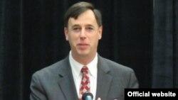 Rob Joyce, anggota Dewan Keamanan Nasional dan penasihat siber Gedung Putih (foto: dok).