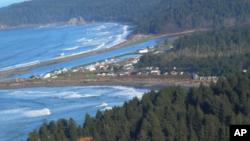 Rezervat indijanaca plemena Quileute
