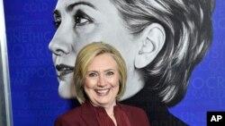 Mantan kandidat presiden Partai Demokrat, Hillary Clinton, saat menghadiri pemutaran flim dokumenter mengenai dirinya di DGA New York Theater, New York, 4 Maret 2020. (Foto: dok).