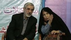 میرحسین موسوی و همسرش زهرا رهنورد ۲۲ ماه است در حبس خانگی هستند