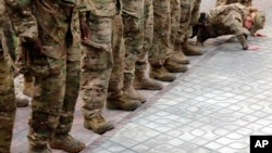 Quân nhân Mỹ tại Afghanistan