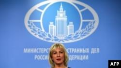 Juru Bicara Kementerian Luar Negeri Rusia, Maria Zakharova. (Foto: dok).
