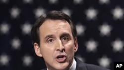 Former Minnesota Governor Tim Pawlenty (file photo)