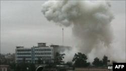 Taliban tấn công ở Kandahar, Afghanistan, ngày 7 tháng 5, 2011