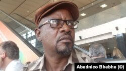 Former MDC-T organizing secretary Abednico Bhebhe.