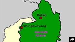ကခ်င္မွာ ျမန္မာစစ္တပ္လႈပ္ရွားမႈ မ်ားျပား