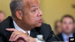 El secretario de Seguridad Nacional, Jeh Johnson, considera imperativo aprobar los fondos para esa dependencia de Estado.