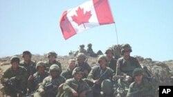 عساکر کانادا در افغانستان