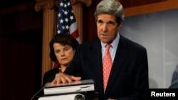 """La transición de Clinton a Kerry será """"inmediata"""", dijo la vocera del Departamento de Estado."""