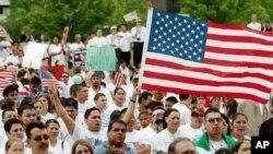 Los indocumentados en Estados Unidos recibieron la decisión de la Corte Suprema de hoy con mucha amargura