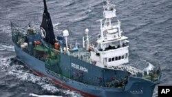 日本捕鲸船