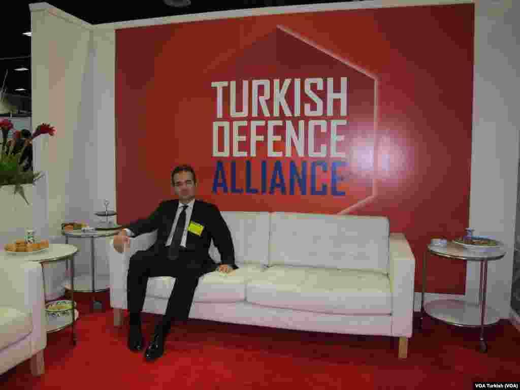 Milli Savunma BakanlığıSavunma Sanayii Müsteşar Yardımcısı Sedat Güldoğan