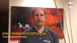 Director Migración Colombia, Juan Francisco Espinosa Palacios