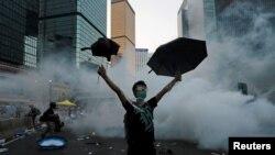 Honq Konqda 2014-cü ilin etiraz aksiyaları