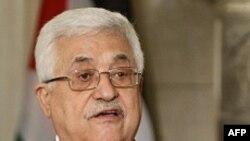 Fələstinlilərin prezidenti Mahmud Abbas